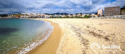 Spain - Àmbit metropolità -  Arenys de Mar - Beach D'Arenys de Mar