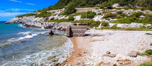 Spain - Àmbit metropolità -  Sitges - Beach Riera de Vallcarca