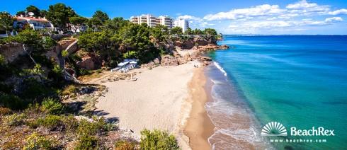 Spain - Camp de Tarragona -  Miami platja - Beach Bot
