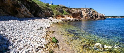 Spain - Comarques gironines -  L'Escala - Beach de la Creu