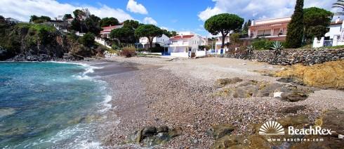 Španjolska - Comarques gironines -  Llanca - Plaža El Cros