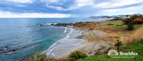 Španjolska - Comarques gironines -  Llanca - Plaža d'en jordi