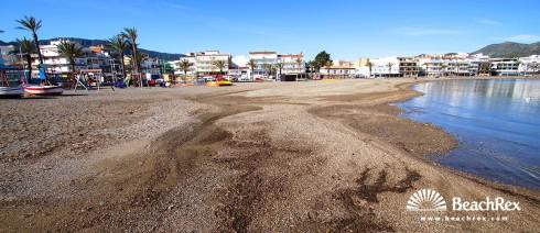 Španjolska - Comarques gironines -  Llanca - Plaža del Port