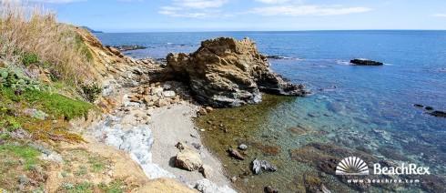 Španjolska - Comarques gironines -  Llanca - Plaža del Valles