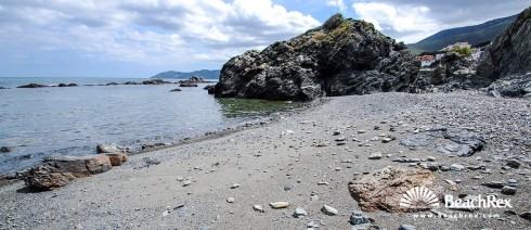 Spain - Comarques gironines -  Llanca - Beach Mollo