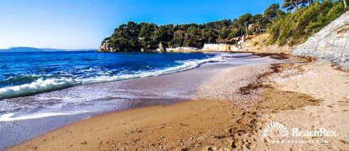 France - Var -  Le Pradet - Beach Les Bonnettes