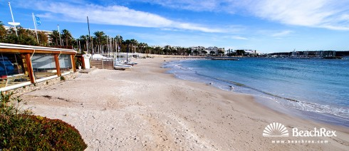 Francuska - AlpesMaritimes -  Cannes - Plaža Bijou