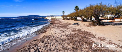 Francuska - AlpesMaritimes -  Cannes - Plaža Palm Plaža
