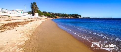 France - Var -  Roquebrune-sur-Argens - Beach de la Garonnette
