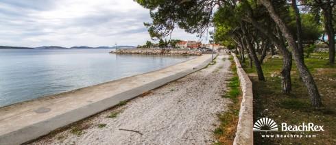 Hrvatska - Dalmacija  Šibenik -  Šibenik - Plaža Solina