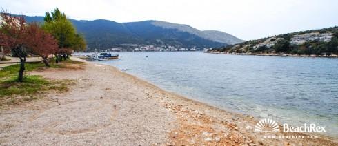 Croatia - Dalmatia  Šibenik -  Grebaštica - Beach Galešnica