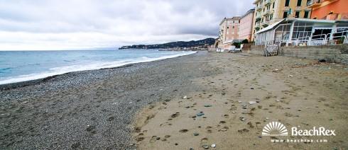 Italy - Liguria -  Varazze - Beach Santa Caterina