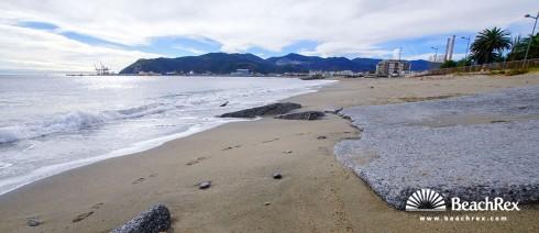 Italija - Liguria -  Savona - Plaža La Pergola