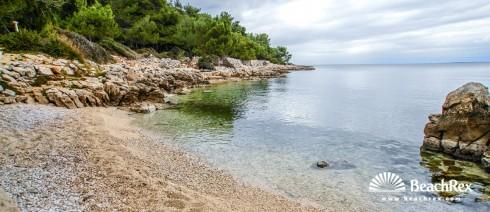 Croatia - Kvarner - Island Lošinj -  Mali Lošinj - Beach Sv. Martin