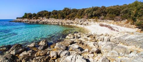 Croatia - Lika - Island Pag -  Novalja - Beach Rafaela