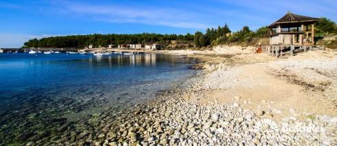 Croatia - Istra -  Premantura - Beach Polje