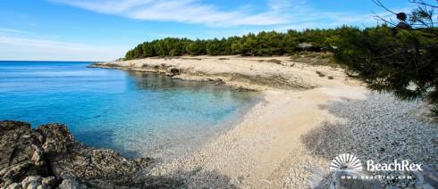 Croatia - Istra -  Premantura - Beach Njive