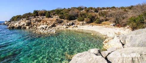 Croatia - Lika - Island Pag -  Novalja - Beach Palamida