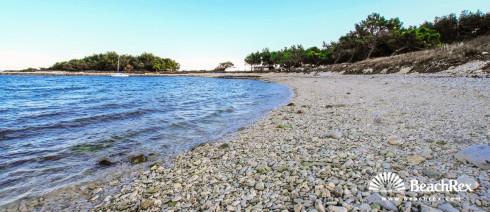 Croatia - Istra -  Premantura - Beach Uvala Školjić