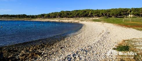Croatia - Istra -  Premantura - Beach Školjić