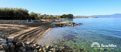 Croatia - Kvarner - Island Krk -  Malinska - Beach Zidarići