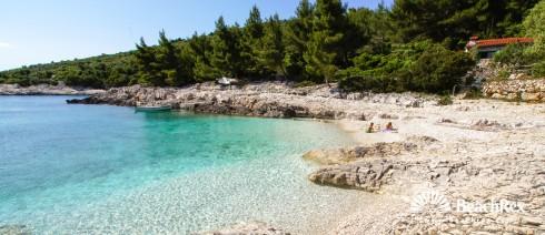 Croatia - Dalmatia  Split - Island Hvar -  Hvar - Beach Robinson