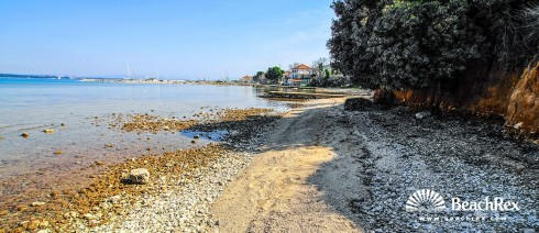 Croatia - Dalmatia  Zadar - Island Pašman -  Tkon - Beach Mrviska