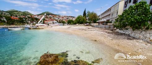 Croatia - Dalmatia  Split - Island Hvar -  Hvar - Beach Križna Luka
