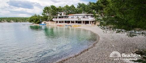 Croatia - Dalmatia  Split - Island Hvar -  Hvar - Beach Vira