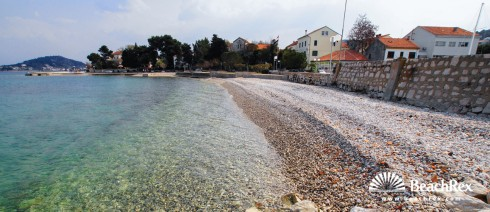 Croatia - Dalmatia  Zadar - Island Ugljan -  Preko - Beach Preko