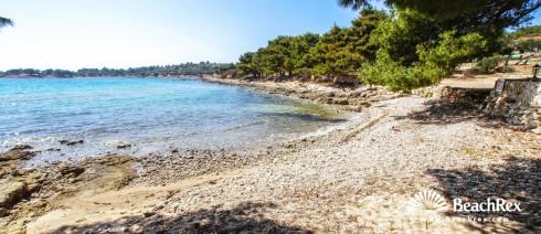 Croatia - Dalmatia  Šibenik - Island Murter -  Betina - Beach Kosirina