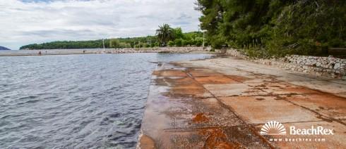Croatia - Dalmatia  Split - Island Hvar -  Stari Grad - Beach Hotel