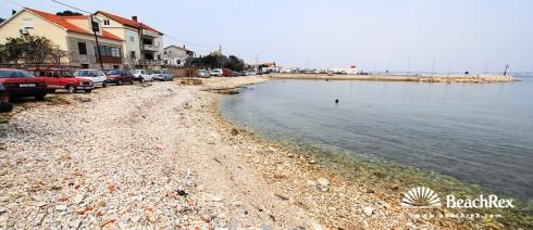 Croatia - Dalmatia  Zadar - Island Ugljan -  Preko - Beach Mul