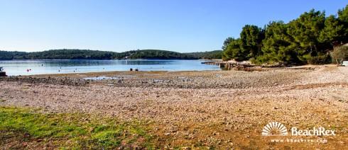 Croatia - Kvarner - Island Lošinj -  Mali Lošinj - Beach Artatore
