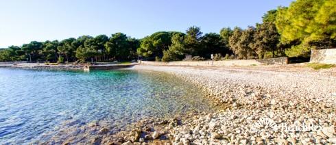 Croatia - Kvarner - Island Lošinj -  Mali Lošinj - Beach Venerica