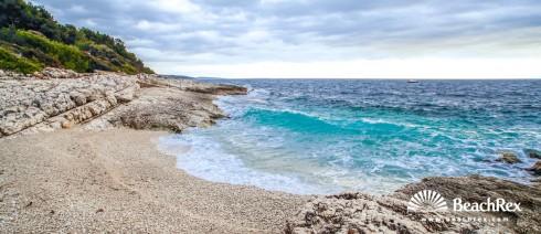 Croatia - Kvarner - Island Lošinj -  Mali Lošinj - beach Borik