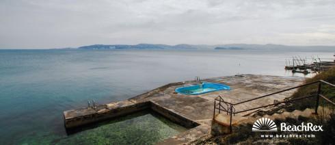 Croatia - Istra -  Crveni Vrh - Beach Crveni Vrh