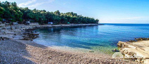 Croatia - Kvarner - Island Lošinj -  Mali Lošinj - beach Srebrna uvala