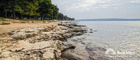 Croatia - Istra -  Novigrad - Beach Sirena