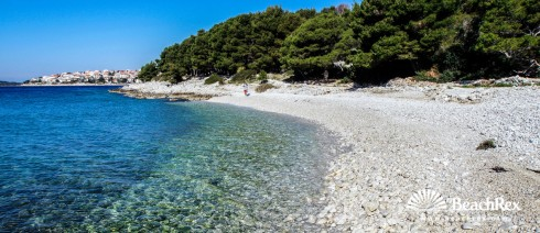 Croatia - Dalmatia  Split - Island Čiovo -  Liveli - Beach Vela Draga