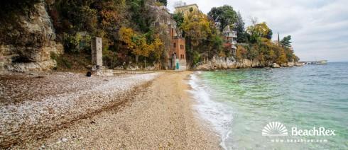 Croatia - Kvarner -  Rijeka - Beach Glavanovo