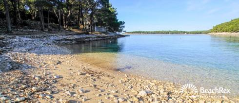Croatia - Kvarner - Island Lošinj -  Mali Lošinj - Beach Zlatna uvala