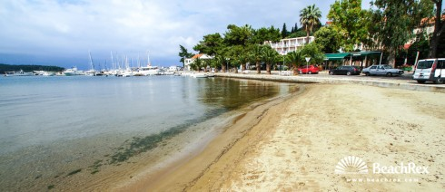 Croatia - Dalmatia  Dubrovnik - Island Korčula -  Lumbarda - Beach Lumbarda