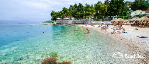 Croatia - Dalmatia  Dubrovnik - Island Korčula -  Lumbarda - Beach Prvi Žal