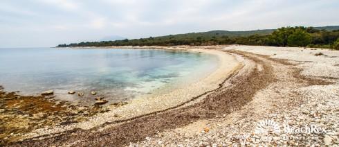 Croatia - Kvarner - Island Lošinj -  Ćunski - Beach Liska Slatina