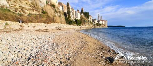 Croatia - Kvarner - Island Rab -  Rab - Beach Sveti Ivan