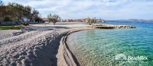 Croatia - Dalmatia  Šibenik - Island Murter -  Betina - Beach Betina
