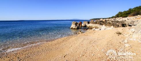 Croatia - Kvarner - Island Rab -  Kampor - Beach Tara