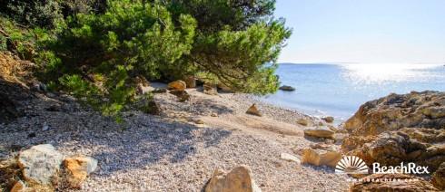Croatia - Kvarner - Island Rab -  Kampor - Beach Skakavka