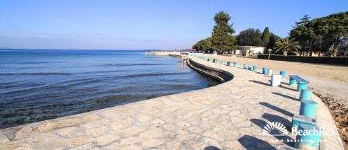 Croatia - Dalmatia  Zadar -  Zadar - Beach Borik